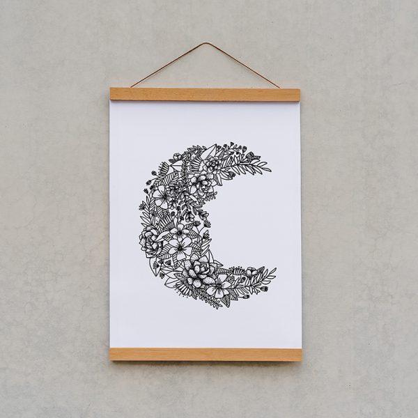 Artprint_A4_Sternenhimmel_farbgold_18