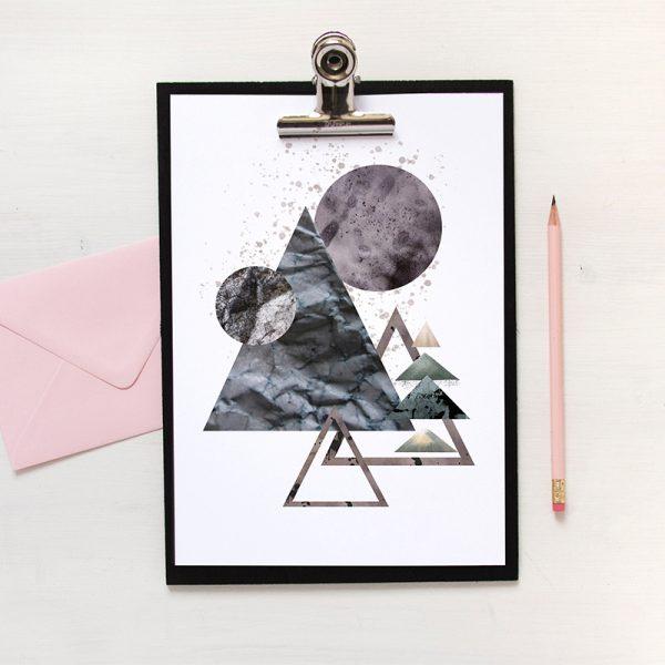 Artprint_A4_Sternenhimmel_farbgold_20