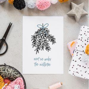 Artprint_A4_farbgold_Weihnachten_18