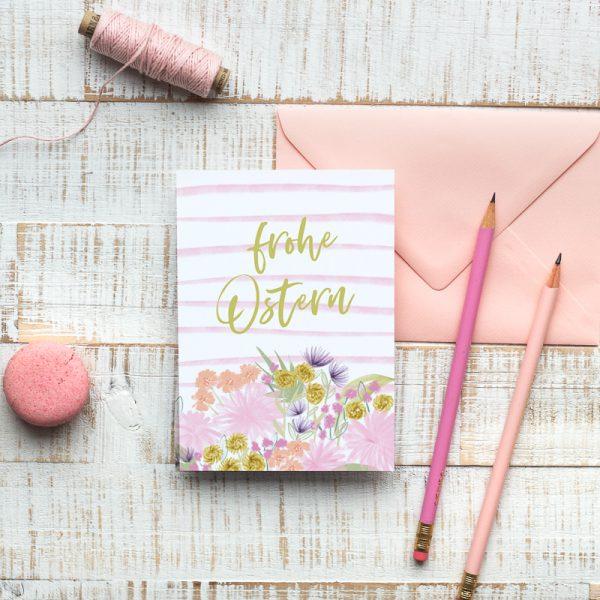 Muttertagskarte_Ostern_Osterkarte_Muttertag_Karte_Frühling