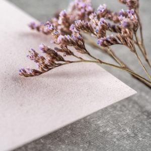 nachhaltiges Naturpapier